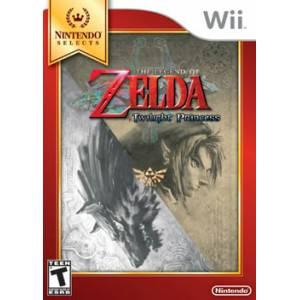The Legend of Zelda: Twilight Princess - Selects (Wii)