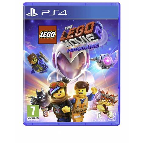 The LEGO Movie 2 Videogame (PS4) (toy edition)