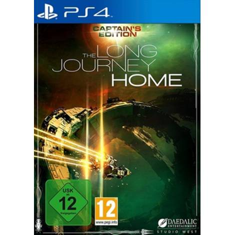 The Long Journey Home (PS4)