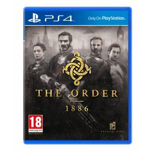 The Order: 1886 (PS4) (Sony)