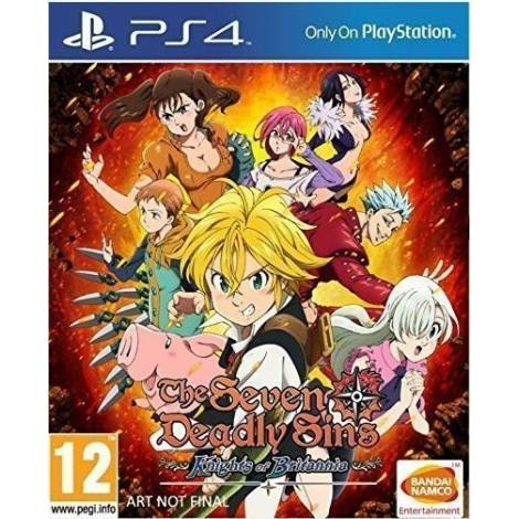 The Seven Deadly Sins (PS4)