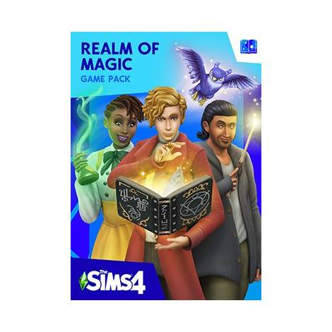 THE SIMS 4 REALM OF MAGIC  (Cd Key Only) (PC)