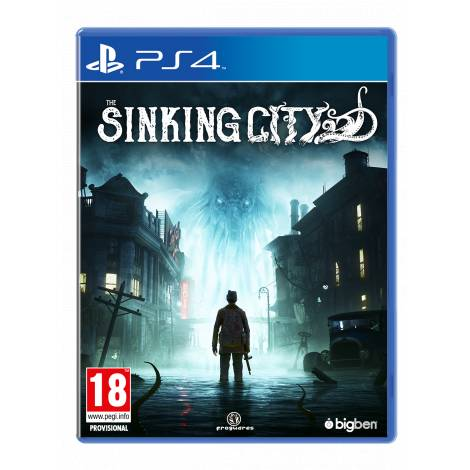 THE SINKING CITY (DAY ONE EDITION) (PS4)