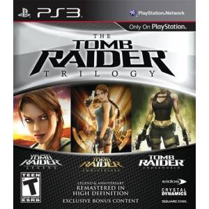 The Tomb Raider Trilogy HD (PS3)