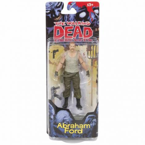 THE WALKING DEAD TV SERIES 4 - ABRAHAM FORD ACTION FIGURE
