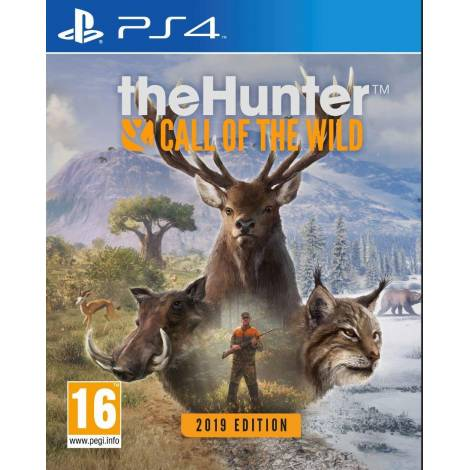 theHunter: Call of the Wild - 2019 Edition   (PS4)