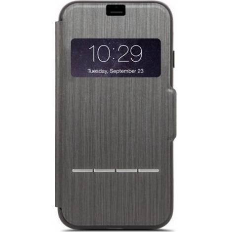 Θήκη Moshi SenseCover Folio Case iPh7 Plus Steel Black