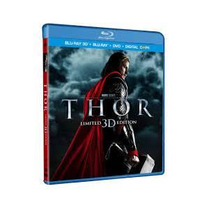 Thor - Triple Play (Blu-ray + DVD + Digital Copy)