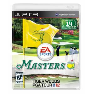 Tiger Woods PGA TOUR 12: The Masters (PS3)
