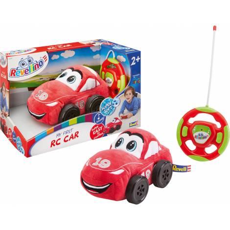 Τηλεκατευθυνόμενο Revell: My First RC Car Red (23201)