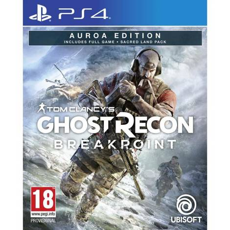 TOM CLANCY'S GHOST RECON BREAKPOINT AUROA DELUXE EDITION (Day One Edition) (PS4)