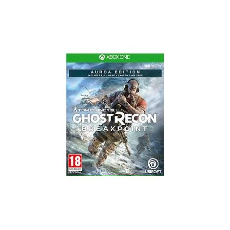 TOM CLANCY'S GHOST RECON BREAKPOINT AUROA DELUXE EDITION (Day One Edition) (Xbox One)