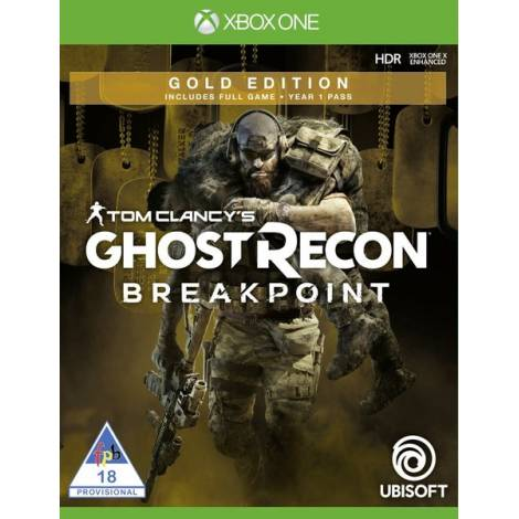 TOM CLANCY'S GHOST RECON BREAKPOINT (Gold Edition) (Xbox One) (Pre-Order Bonus)