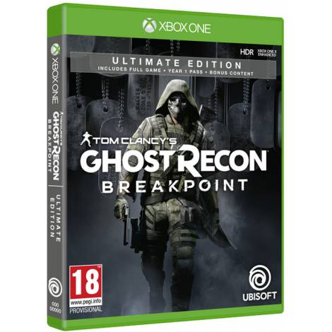 TOM CLANCY'S GHOST RECON BREAKPOINT (Ultimate Edition) (Xbox One) (Pre-Order Bonus)