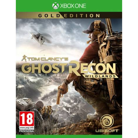 Tom Clancy's Ghost Recon Wildlands (Gold Edition) (XBOX ONE)