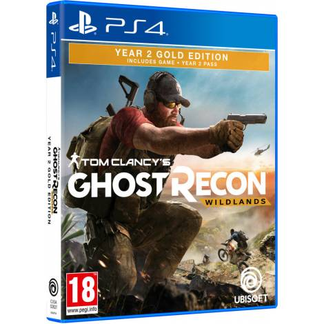 Tom Clancy`s Ghost Recon : Wildlands - Year 2 Gold Edition (PS4)