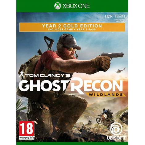 Tom Clancy's Ghost Recon Wildlands Year 2 Gold Edition (Xbox One)