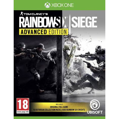 Tom Clancy's Rainbow Six Siege Advanced Edition (Xbox One)