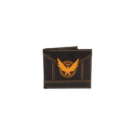 Tom Clancy's The Division 2 - Metal Badge Wallet