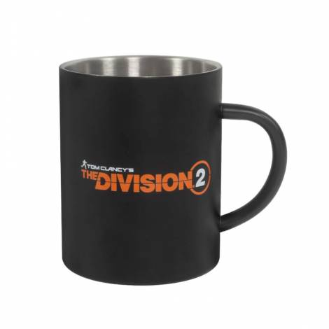 Tom Clancy's The Division 2 - Phoenix Steel Mug