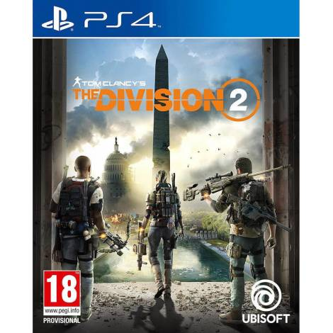 Tom Clancy's The Division 2 (PS4)