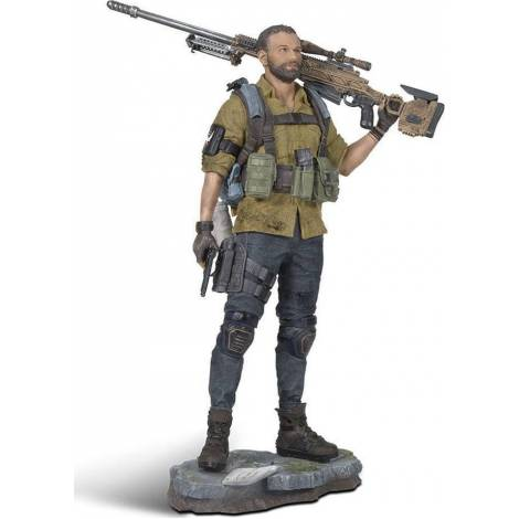 Tom Clancy's The Division 2 PVC Statue Brian Johnson Agent 25 cm