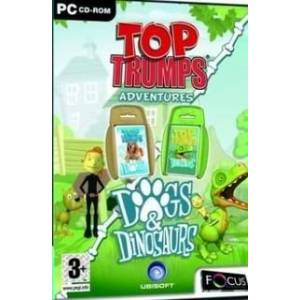 Top Trumps - Dogs & Dinosaurs (PC)