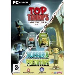Top Trumps - Horror & Predators (PC)
