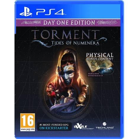 Torment: Tides of Numenera - D1 Edition (PS4)