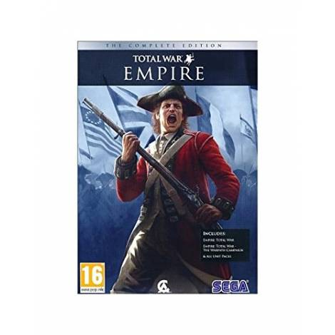 Total War Empire - The Complete Edition (PC)