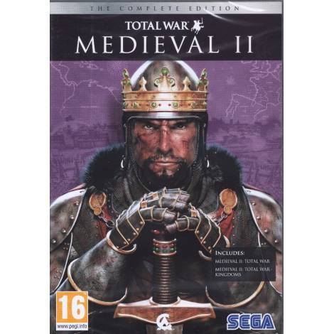 Total War Medieval II - The Complete Edition (PC)
