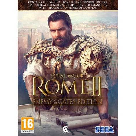 Total War Rome II: Enemy at the Gates (PC)