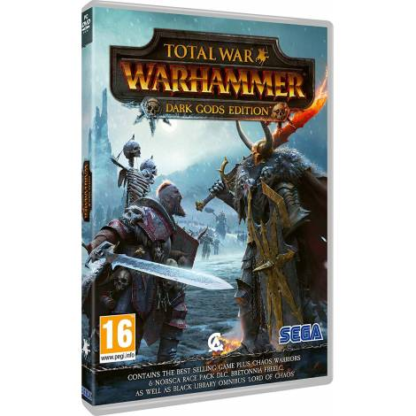 Total War: Warhammer Dark Gods (PC)