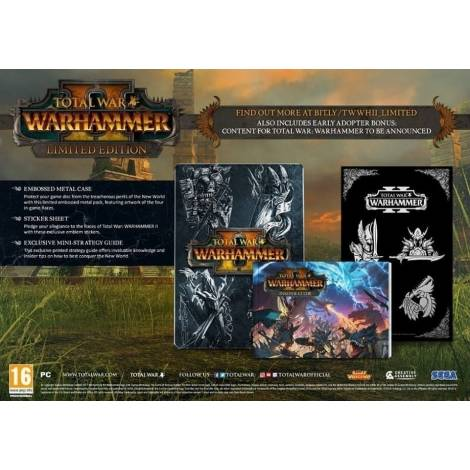 Total War: Warhammer II Limited Edition (PC)