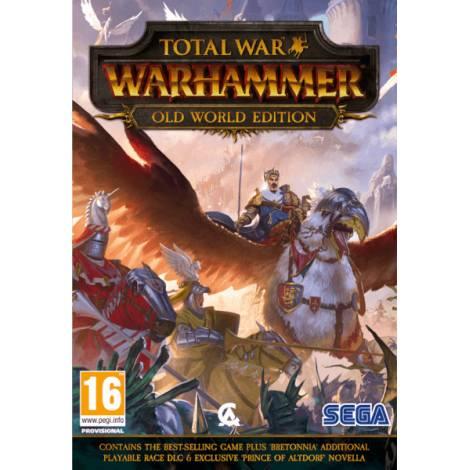 Total War: Warhammer Old World Edition - Steam CD Key (Κωδικός μόνο) (PC)