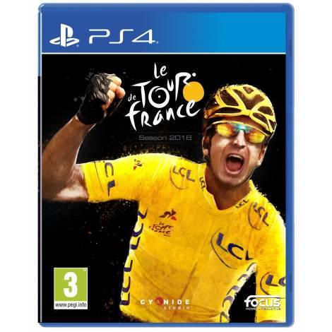 Tour de France 2018 (PS4)
