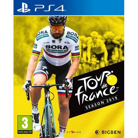 Tour De France:  2019   (PS4)