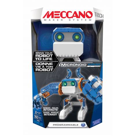 TOY MECCANO MICRONOID AST (91815)  - BLUE