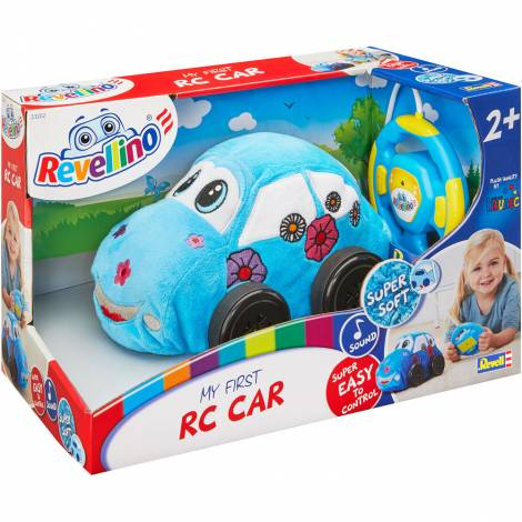TOY REVELL MY FIRST RC FLOWER CAR (23202)