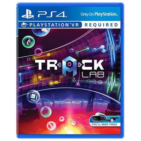 Track Lab (PS4) (VR Required)