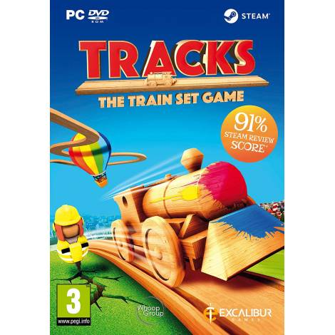 Tracks - The Train Set Game (PC)