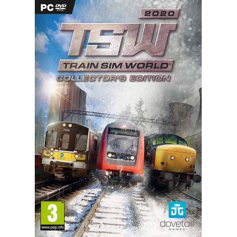 Train Sim World 2020: Collector's Edition (PC)