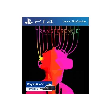 TRANSFERENCE VR (REQUIRED VR) (PS4)