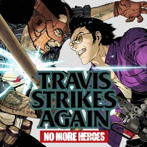 TRAVIS STRIKES AGAIN : NO MORE HEROES (Nintendo Switch)