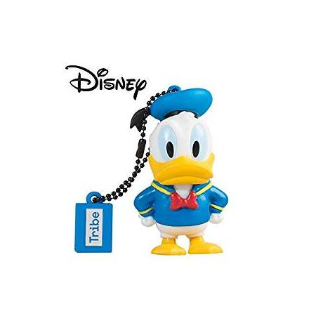 TRIBE FLASH DRIVE USB 3D DISNEY CLAS.DONALD DUCK 8GB