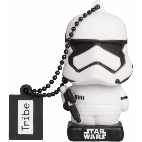 TRIBE FLASH DRIVE USB 3D SW STORMTROOPER 16GB