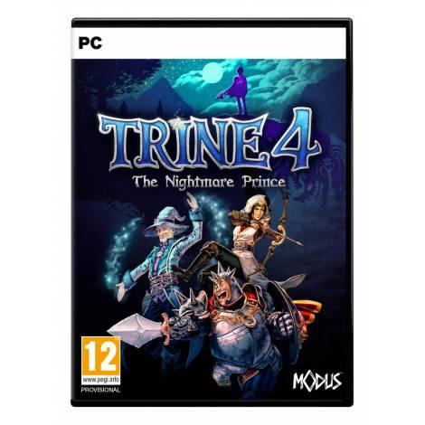 Trine 4 The Nightmare Prince (PC)