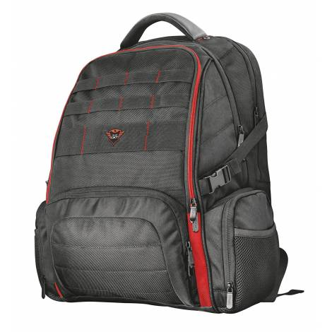 Trust Gaming 22571 GXT 1250 Hunter Gaming Backpack, Black