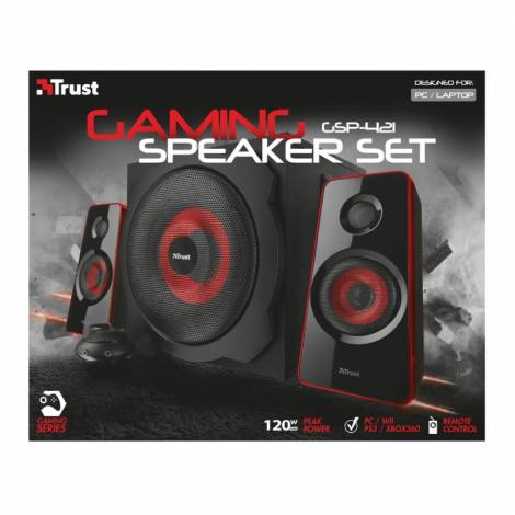 TRUST GSP421 20723 Gaming Speakers