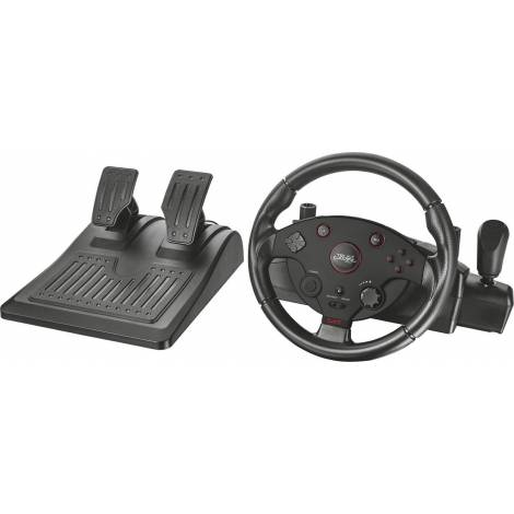 Trust GXT 288 Racing Wheel PC / PS3 (20293)